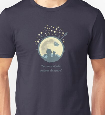 Prince & The Moon Unisex T-Shirt