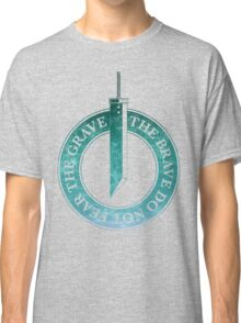 VII - The Brave Do Not Fear The Grave Classic T-Shirt