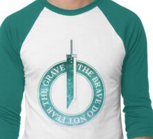 VII - The Brave Do Not Fear The Grave Men's Baseball ¾ T-Shirt