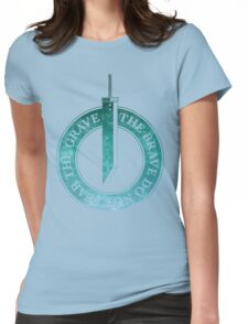 VII - The Brave Do Not Fear The Grave Womens Fitted T-Shirt