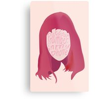 Ariel Pink Metal Print