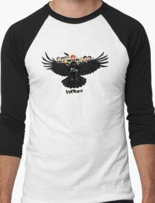 Fly Karasuno Men's Baseball ¾ T-Shirt