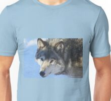 ....the eye of the Wolf ....(click to see large) Unisex T-Shirt
