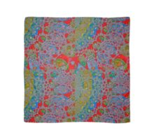 Bubbly Patterns Abstract Scarf
