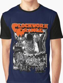 Clockwork Orange Graphic Graphic T-Shirt