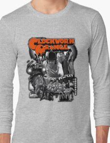 Clockwork Orange Graphic Long Sleeve T-Shirt
