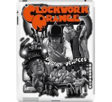 Clockwork Orange Graphic iPad Case/Skin