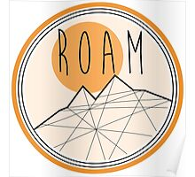 R O A M  Poster