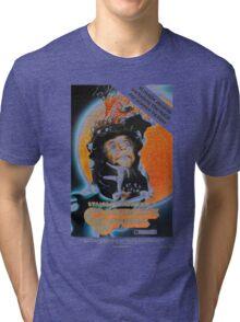 Clockwork Orange Poster Tri-blend T-Shirt