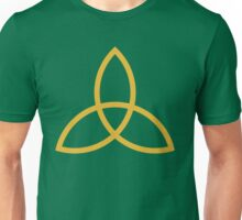 Celtic Knot Trinity Symbol Unisex T-Shirt