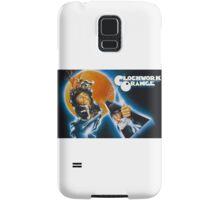 Clockwork Orange graphic tee Samsung Galaxy Case/Skin