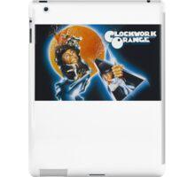 Clockwork Orange graphic tee iPad Case/Skin