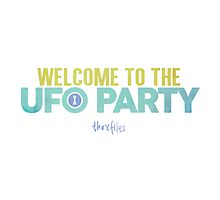 Welcome to the UFO Party by subject13fringe