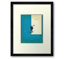 Zola Framed Print