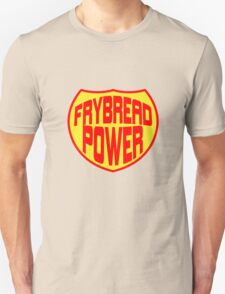 Frybread Power Native American funny nerd geek geeky T-Shirt