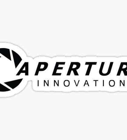 aperture innovations Sticker