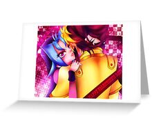 Zexal: Happy Valentine's Day Greeting Card