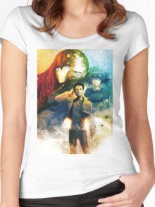 Mayuri Shinna - Steins Women's Fitted Scoop T-Shirt