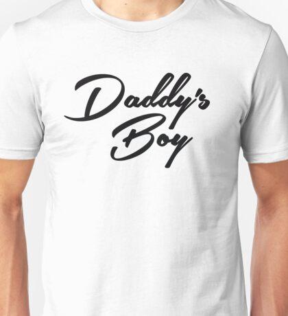 Daddy's Boy Unisex T-Shirt