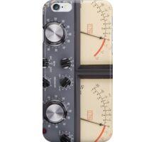 Vintage VU Meter iPhone Case/Skin