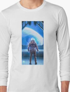 Voyage Of Space Long Sleeve T-Shirt