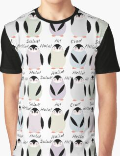 Happy pinguins  Graphic T-Shirt