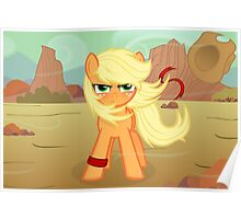 Applejack -wind- Poster