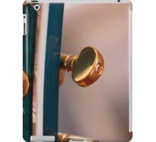 Head stock (Guitar) iPad Case/Skin