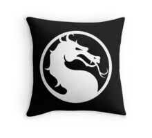 Mortal Kombat-Fight Throw Pillow