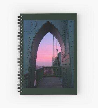 Sunrise Arch Spiral Notebook
