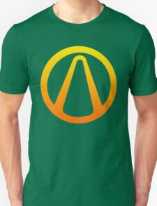 Vault Logo - Borderlands (gradient) T-Shirt