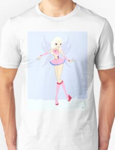 Ice Fairy Drawing - (Designs4You) Unisex T-Shirt
