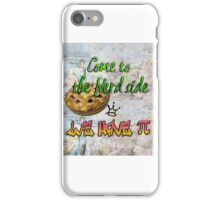 Come to the nerd side we have Pie (Pi)  iPhone Case/Skin