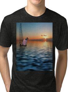 Lil Boat Tri-blend T-Shirt