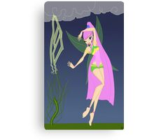 Nature and Storms Fairy - (Designs4You) Canvas Print