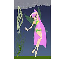 Nature and Storms Fairy - (Designs4You) Photographic Print