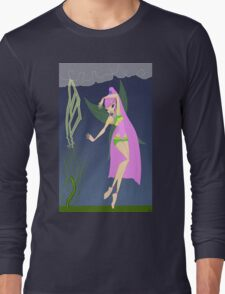 Nature and Storms Fairy - (Designs4You) Long Sleeve T-Shirt