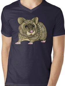 Hamster Mens V-Neck T-Shirt