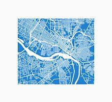 Richmond Map - Light Blue Unisex T-Shirt