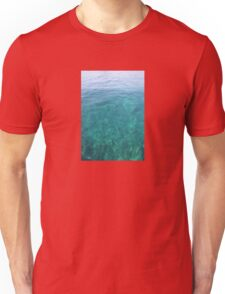 The Turquoise Coast Marmaris Turkey Unisex T-Shirt