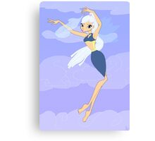 Air Fairy Drawing - (Designs4You) Canvas Print