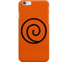 Uzumaki Clan iPhone Case/Skin