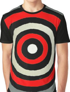 Boom! - Mixed Media Painting Graphic T-Shirt