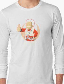 Fighter Pilot Boy Long Sleeve T-Shirt
