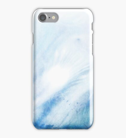 Galaxy Ombre  iPhone Case/Skin