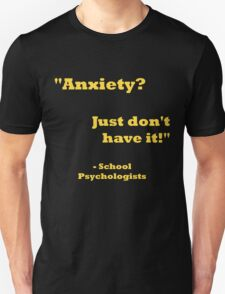Psych Quote T-Shirt