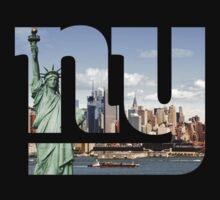 New York City One Piece - Short Sleeve