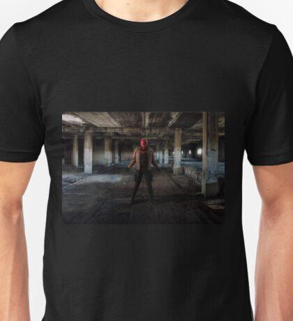 Red Hood - Warehouse Unisex T-Shirt