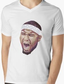 BOOGIE Mens V-Neck T-Shirt