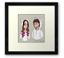 Louilla Framed Print